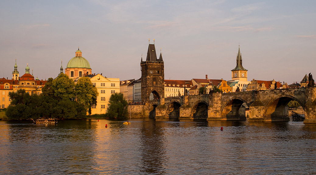 Zlata Praha, by Roman Boed