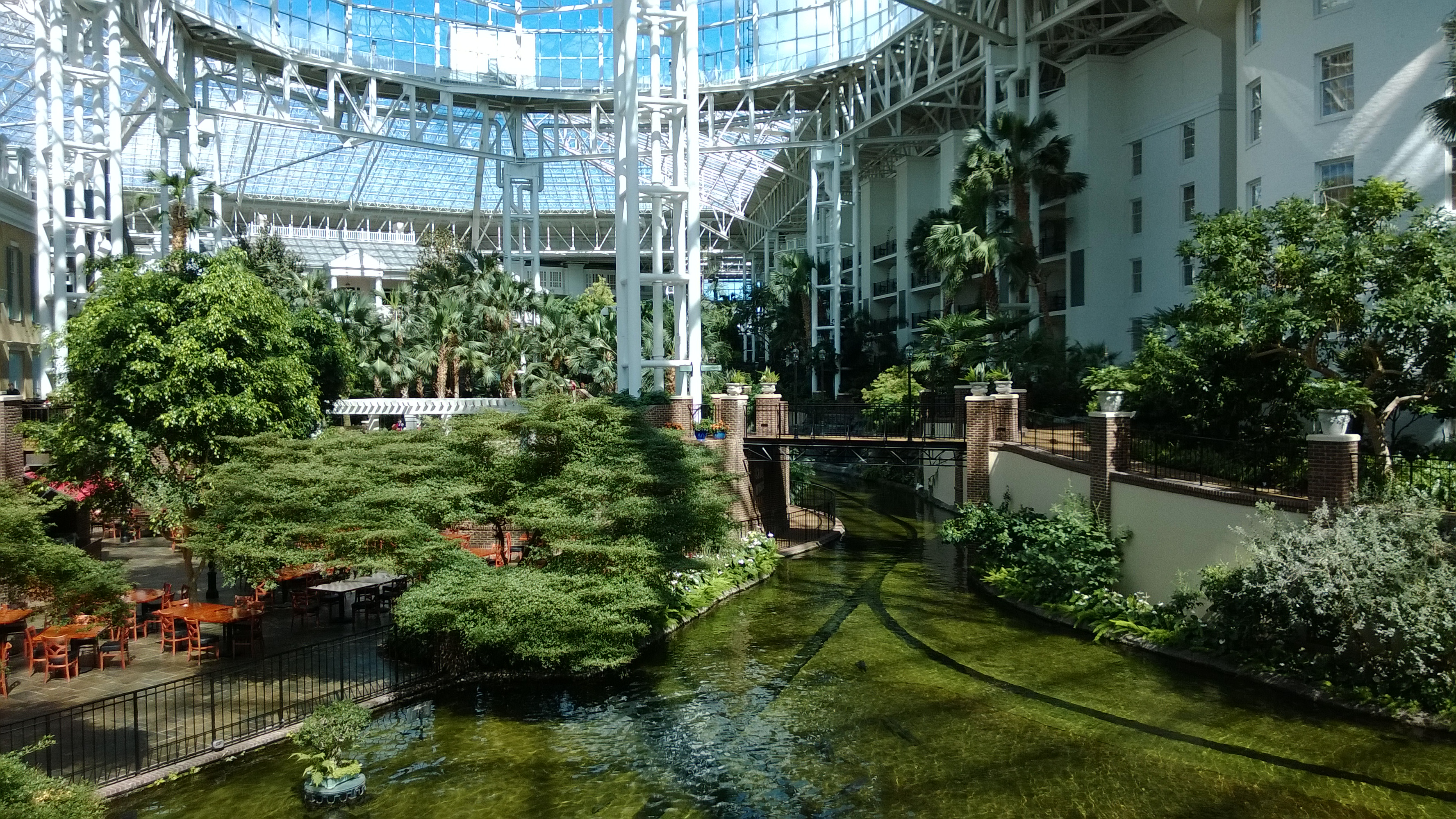 Gaylord Opryland Hotel & Resort, Nashville, TN