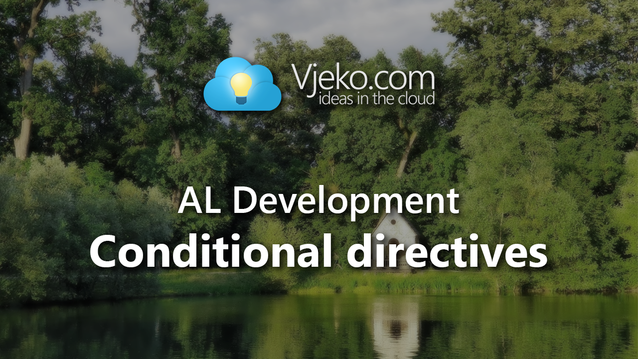 Conditional directives