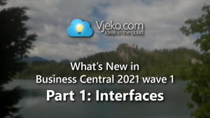 What's new about interfaces in 2021 Wave 1